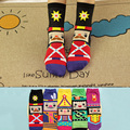 Famous Korea autumn and winter cartoon socks good quality comfortable cotton socks women lovely style harajuku meias soks