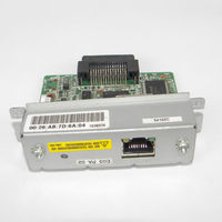 FOR EPSON UB E03 M252A Ethernet Interface Card for TM 88IV 88V 88III Receipt TU220B 88IV 88V T81 T82 Printer Parts     -
