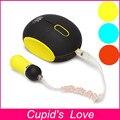 12 velocidades de Controle Remoto Escondido Rato Ovo Vibratório, Novo tipo bonito Vibrador Plug Anal, produtos do sexo, brinquedos adultos Do Sexo para a Mulher