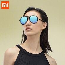 Xiaomi TS קרח כחול טייס משקפי שמש TAC מקוטב עדשת TR90 גדול משקפיים מסגרת משקפי שמש חיצוני משקפי שמש לקיץ