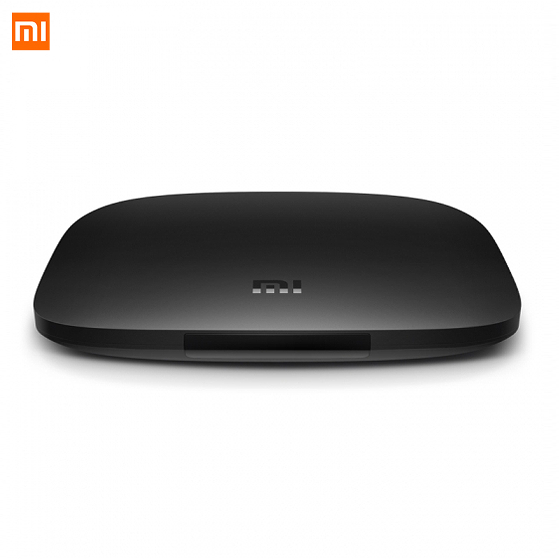 Origine Xiao mi mi Boîte 3 s TV Boîte Patchwall Android 6.0 4 k HDR 64bit Media Player Quad Core amlogic S905X Dolby DTS HD mi