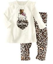 Cotton Long Sleeve Cartoon Baby Sleepwear