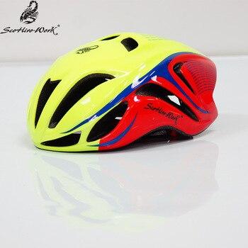 11 cor In-mold capacete da bicicleta dos homens & das mulheres 2019 esporte Ultraleve capacete de ciclismo MTB aero montanha off road velocidade da bicicleta capacete
