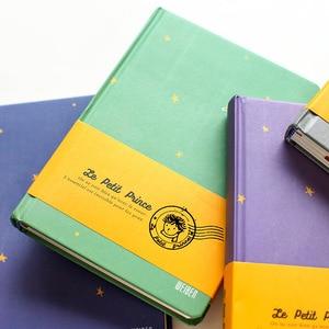 Image 4 - 2018 חדש בציר נסיך הקטן צבע נייר כריכה קשה יומן הערה ספר בית ספר ציוד משרדי יפני מכתבים