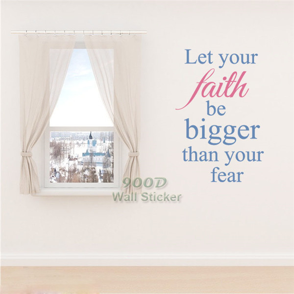 Inspiration Quote Wall Stickers, DIY  Home Decoration Wall Art Decor Wall Decal ,DQ14269