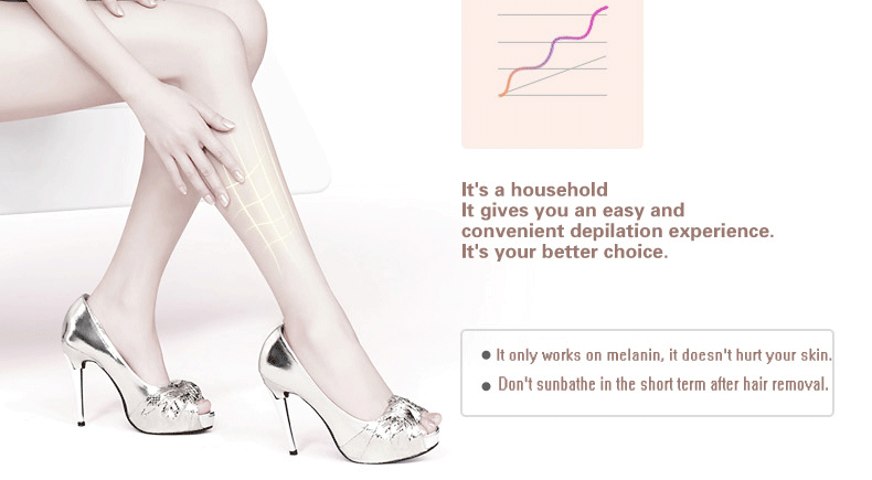 Lescolton IPL Laser Hair Removal Device for Permanent Hair Removal of Armpit Hair with 700000 Flashes 23