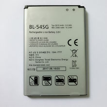 New BL-54SG (BL-54SH) Battery for LG G2 F320 F340L H522Y 2610mAh F260 D728 D729 H778 H779 D722(China)