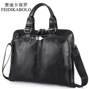 BOLO Business Briefcase Leathe