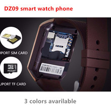 Smart Watch DZ09 unterstützung SIM Tf-karte Kamera Männer Frauen Bluetooth Armbanduhr Smartwatch für IOS Android Telefon VS U8 GV18 GT08
