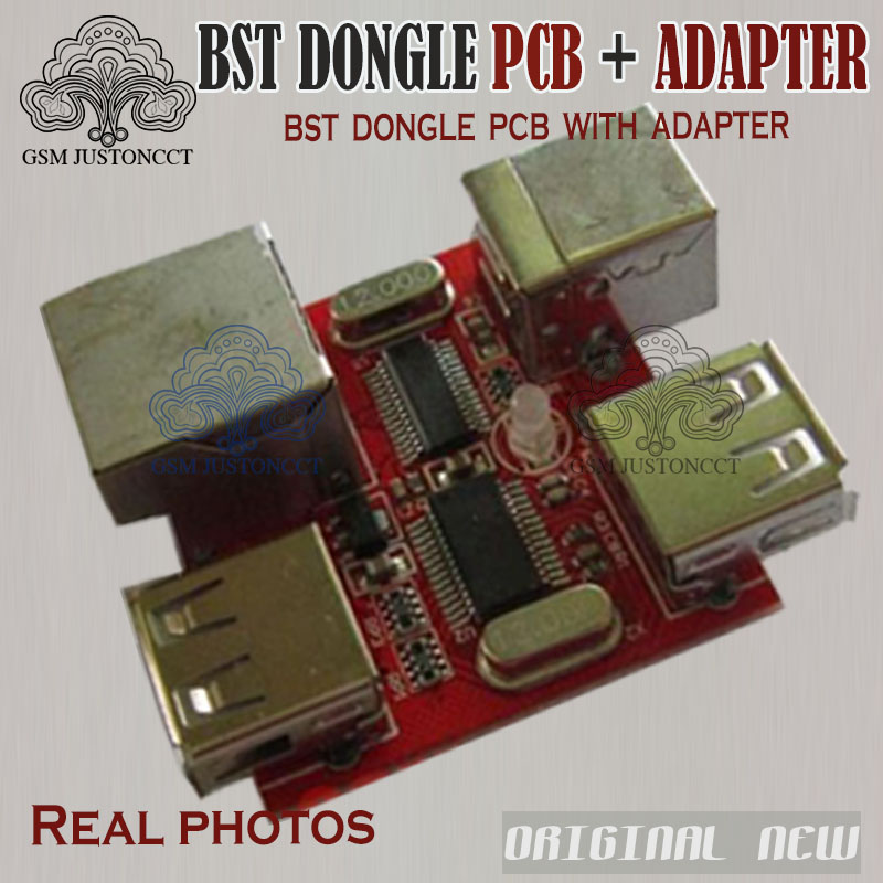Original BST Dongle Best Smar Tool Dongle Best Smart Tools For Samsung Htc Flash Unlock Imei With BST PCB Adapter