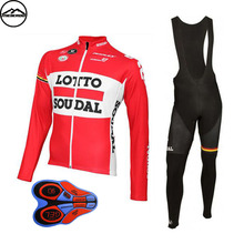 New Arrival Winter Thermal Fleece Cycling Jerseys Bike Sportswear Maillot Ropa Ciclismo Invierno MTB Bicycle Jersey