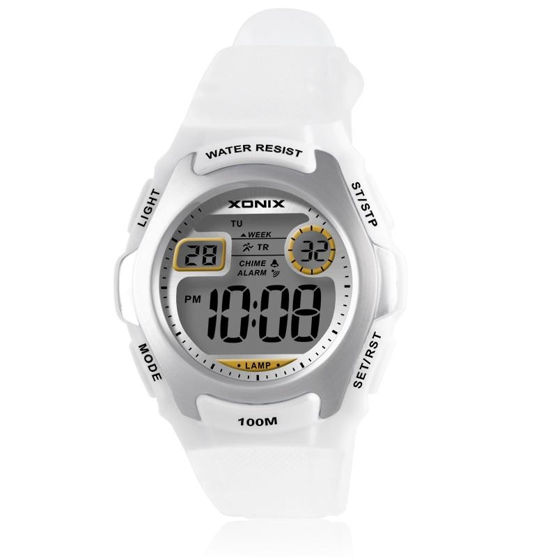 Hot Sale Fashion Women Watch Sports Children LED Electronic Watch Fashion Digital Watch Outdoor 100M Waterproof Watch FY