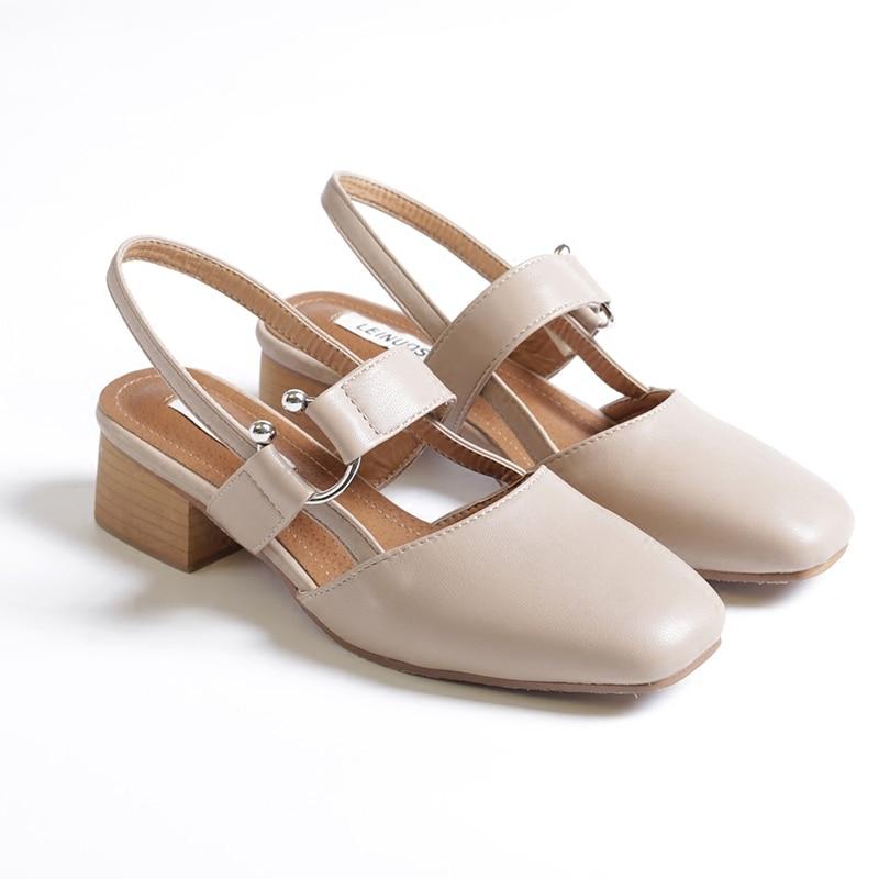 Coréenne Rétro Chaussures Mode Des Choisit Nouveau De kaki Printemps Blanc Femmes pqZt5xafnw
