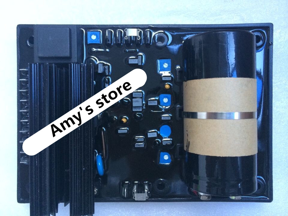 Automatic Voltage Regulator AVR Module Card R448 For Leroy Somer Genset Parts XWJ все цены
