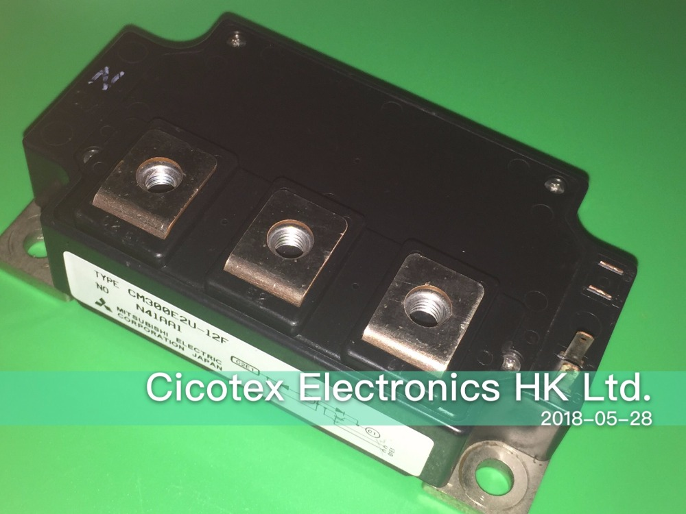 цена на CM300E2U-12F MODULE IGBT HIGH POWER SWITCHING USE INSULATED TYPE 300E2U