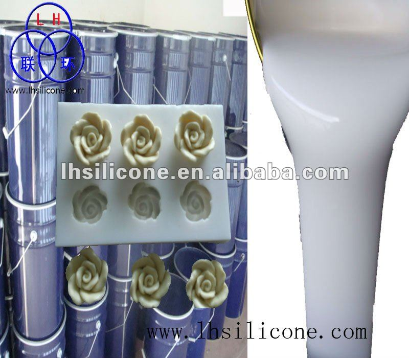 Sell Casting liquid silicone rubber for mould making low