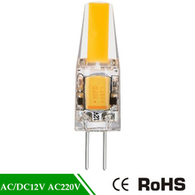 Replace Halogen g4 cob led Light 360 Beam Angle Chandelier Lights 3W DC/AC 12V AC 220V LED Mini G4 LED Lamp Spotlight Chandelier
