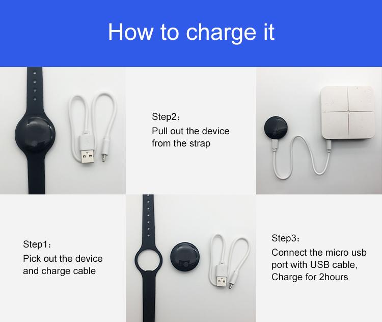 Montre intelligente pour Android IOS 3