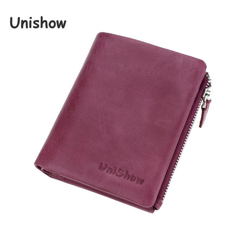 Unishow Genuine Leather Women Ws
