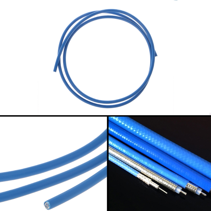 1/3/5m Semi-Rigid Flexible RG402 0.141