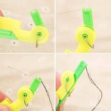 Автоматическое устройство для зачистки иглы для шитья для пожилых людей Домохозяйка Используйте