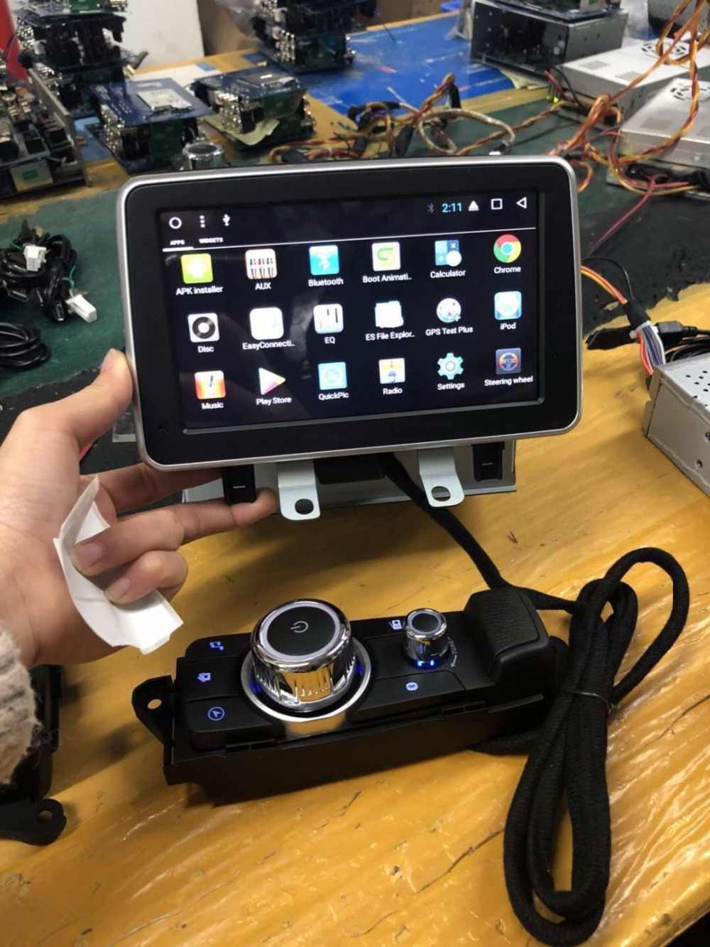 Audio Video Interface For Mazda 2 / 3 / 6 / CX 3 / CX 5