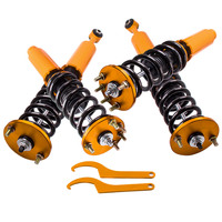 For Honda Accord 2003 2004 2005 2006 2007 Coilover Suspension Spring Strut Coilovers Front Rear Shock Absorber Coil Over