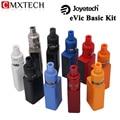 Original Cigarro Eletrônico Joyetech eVic Básico 60 W 1500 mah Caixa de Bateria MOD Vape 2 ml CUBIS Pro Mini Atomizador SS316 Vaporizador