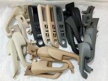 Reposabrazos Interior con manija de puerta, 7 unidades, negro, gris, Beige, Envío Gratis, para V W Golf 5 GT I MK5 Jet Ta Sagitar