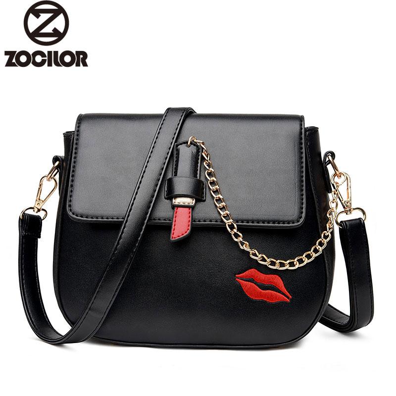 New 2017 Women Bag Fashion Messenger Bags Female Designer Leather Handbags High Quality Famous Brands Clutch bolsos sac a main