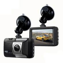 Dash Cam Car 1080P Inch HD Car Camera Driving Recorder 140 Wide Angle Car DVR Vehicle Dash Camera G-Sensor(China)