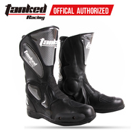 Motorcycle riding shoes men TANKED Rally riding boots off road boots non slip waterproof anti fall four seasons racing boots
