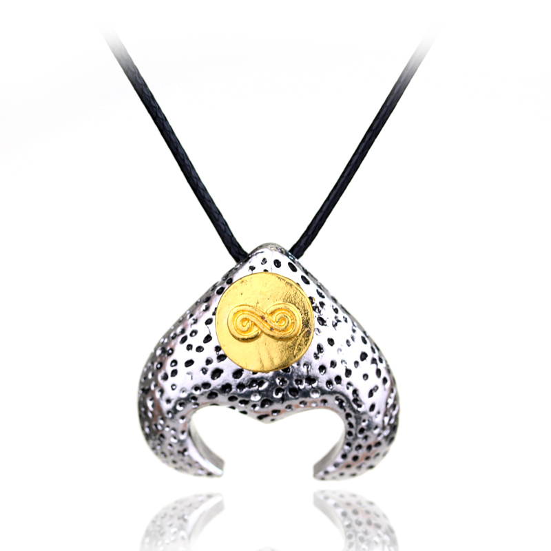 Hot Labyrinth David Bowie Magic Pendant Necklace Movies Jewelry For Women Fashion Accessories