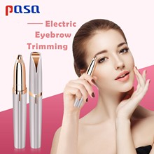 Electric  Eyebrow Trimmer/Face Eyebrow Hair Remover /Mini Eyebrow Shaver Razor/ Instant Painless Portable Epilator