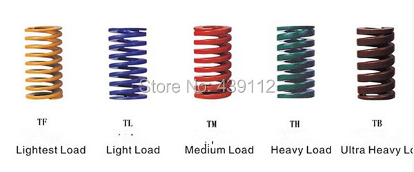 бесплатная доставка 10 шт 22мм х 11мм х 50 мм спираль штамповки сжатия умереть весной