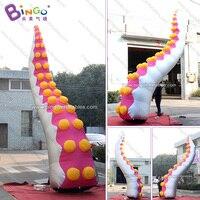 16 футов/5 м высоко продуваемый жир щупальца осьминога для украшения, осьминог ног шар игрушки