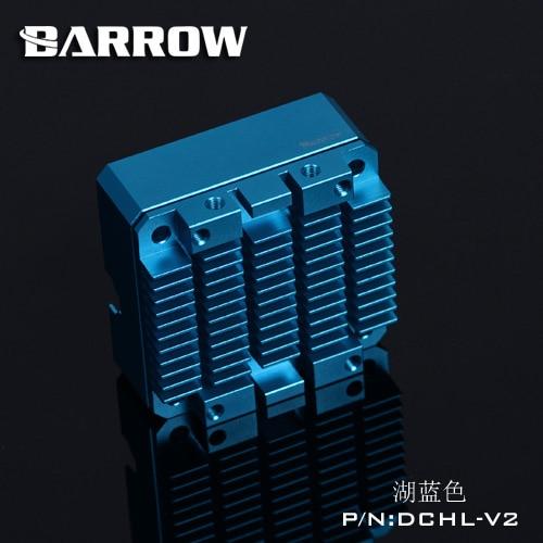 Barrow DCHL-V2, kits de radiador de aleación de aluminio DDC / 17W, - Componentes informáticos - foto 2