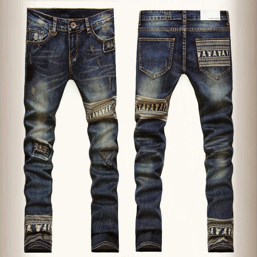 Popular Skinny Leg Jeans Men-Buy Cheap Skinny Leg Jeans Men lots ...