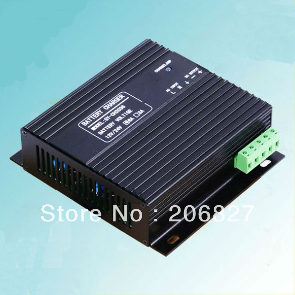 4A Generator Battery Charger 12V 24V automatic 10a battery charger for generator set 12v 24v automatic