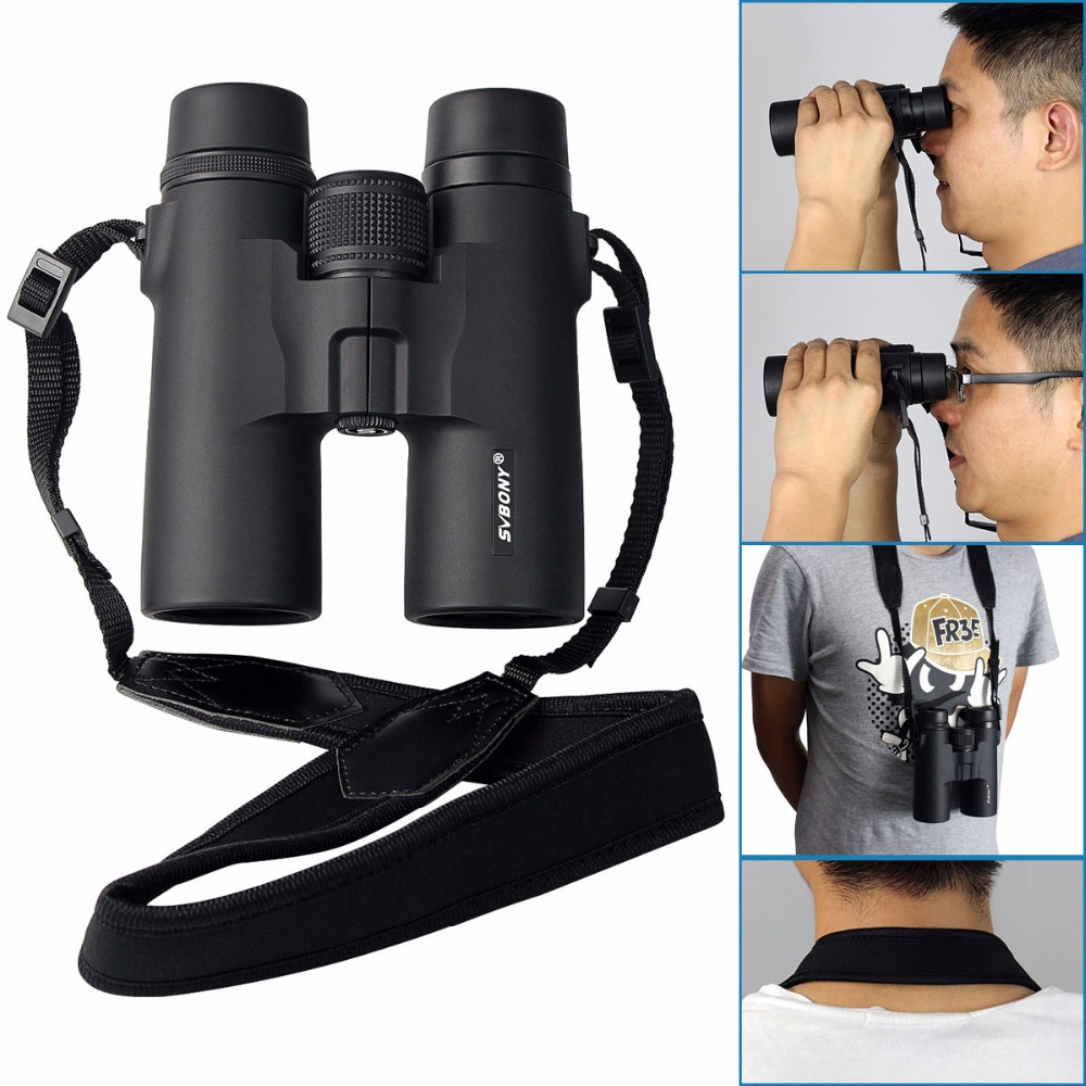 SVBONY 10x42 Binoculars Telescope MC Green Optics for Camping Hiking Outdoor Tourism Travel Sport Hunting Telescope F9117AD 8 10x32 8 10x42 portable binoculars telescope hunting telescope tourism optical 10x42 outdoor sports waterproof black page 7