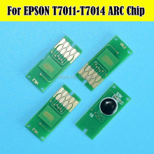 2 Set Auto Reset Chip For Epson T7911-T7914 T79 WP-4025 WP-4015 WP-4515 WP-4525 WP-4535 WP-4545 Cartridge Chips