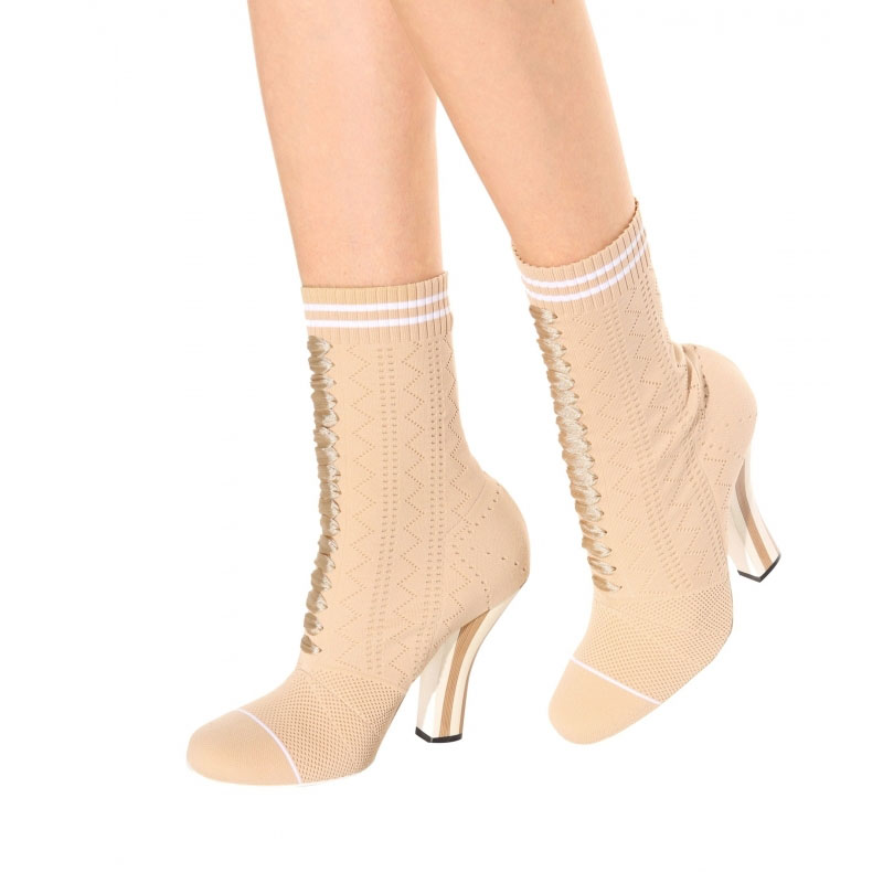 Spring Multi Strap Stretch Wool Knitting Socks Ankle Boots Women Round toe Ladies Sexy Stripe Strange High Heels Martin BootsSpring Multi Strap Stretch Wool Knitting Socks Ankle Boots Women Round toe Ladies Sexy Stripe Strange High Heels Martin Boots