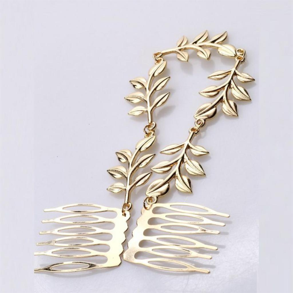 chains girl wrap rock earring chain sterling women from wholesale punk stylish gold drop cuff tassel dangle leaf jewelry earrings and silver ear item in