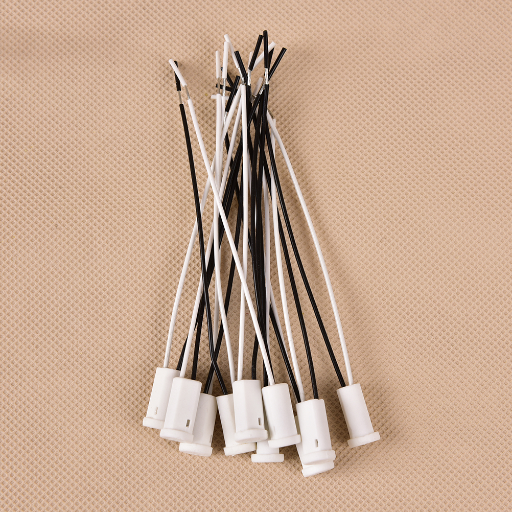 10pcs/Lot 10CM Crystal Lamp Holder Lamp Holder Socket,G4 Led/G4/Bulb Plug Lighting Accessories Wholesale Top Quality
