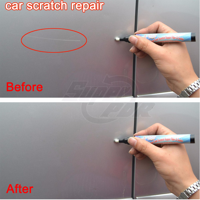 20 27day delivery 2pcs auto tools clear coat scratch repair filler sealer painting pen magic. Black Bedroom Furniture Sets. Home Design Ideas