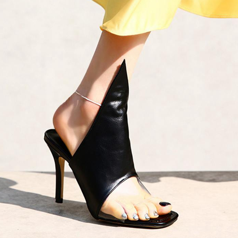 2017 New Superstar Fashion Brand Summer Shoes Peep Toe Slingback High Heels Sweet Casual Concise Women Luxury Runway Sandals 65 new 2017 spring summer women shoes pointed toe high quality brand fashion womens flats ladies plus size 41 sweet flock t179