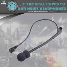Element Airsoft Z040 Z Tactical Mic Parts Microphone For Comtac Ii Tactical Talkback Comtac Ii Headset