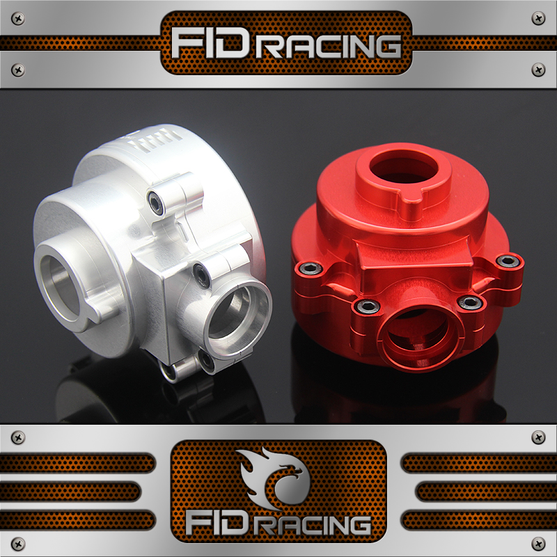 FID Racing aluminum gear box for Losi DBXL compatible for LOSI dbxl e and LOSI MTXL