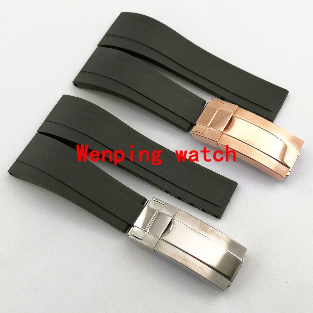 20mm pulseira de relógio masculino e feminino