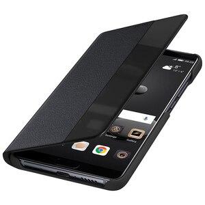 Image 4 - กระเป๋าสตางค์ฝาครอบหนังสำหรับ Huawei Mate 10 Pro Huawei Mate10 Mate10pro 10pro 360 ป้องกันสมาร์ทดู